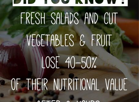 Why We NEED Vitamins