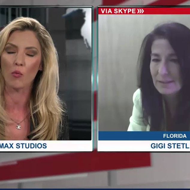 Newsmax Now | Gigi Stetler discusses her new book