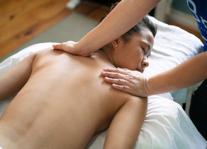 Upper Back and Shoulder Massage