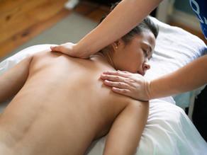 Upper Back and Shoulder Massage