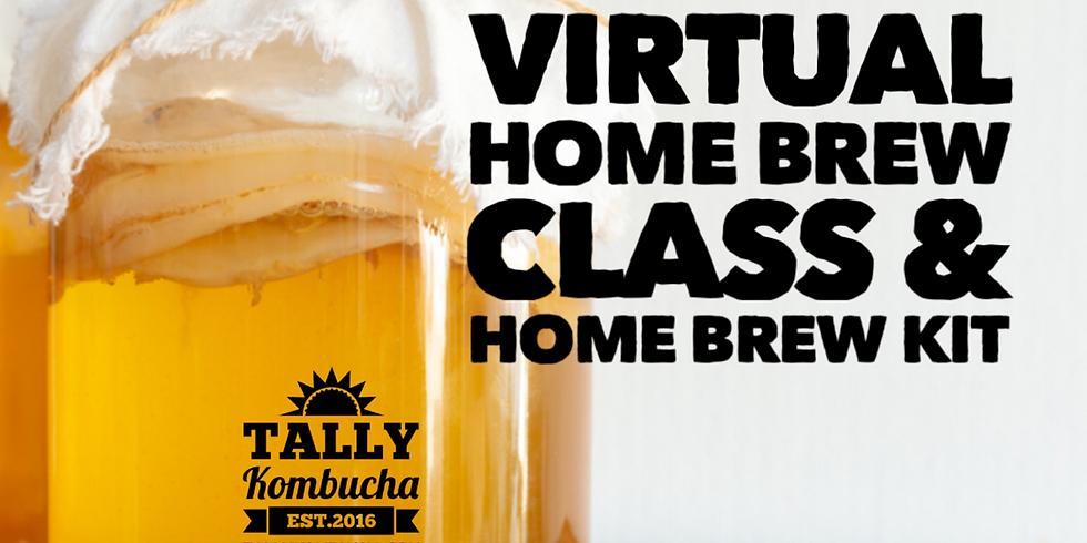 Virtual Home Brew Class