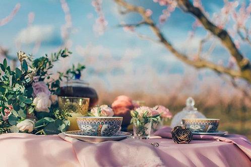 Spring Tea Box