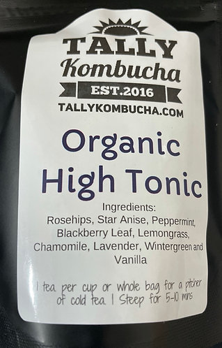 Organic High Tonic