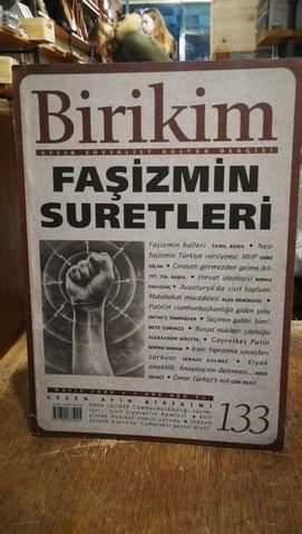 Birikim Aylık Sosyalist Kültür Dergisi Sayı: 133