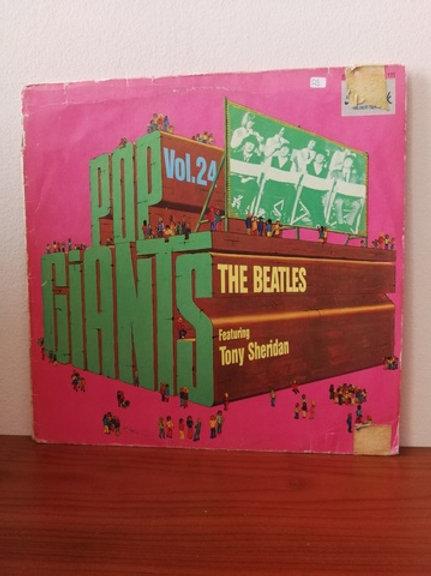 The Beatles- Pop Giants Vol.24