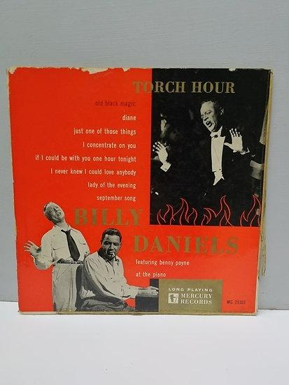Billy Daniels Torch Hour LP Plak