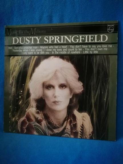 Dusty Springfield- Dusty Springfield