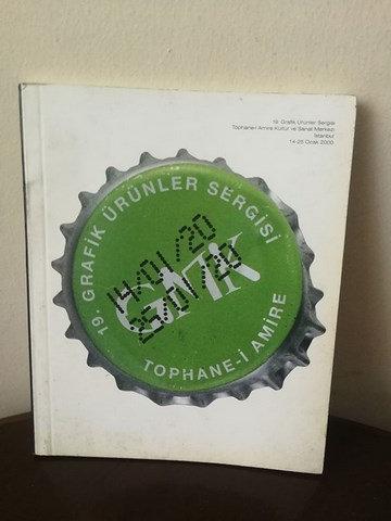 19. Grafik Ürünler Sergisi: 19th Graphic Design Exhibition