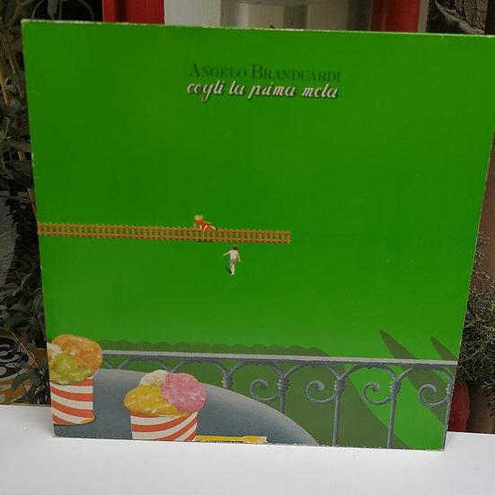 Angelo Branduardi -cogli la prima mela LP Plak