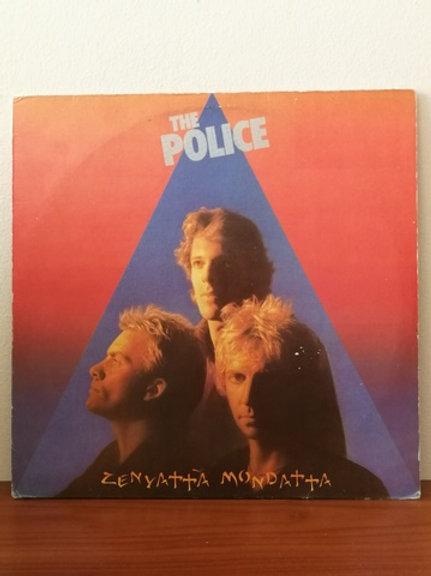 The Police- Zenyatta Mondatta