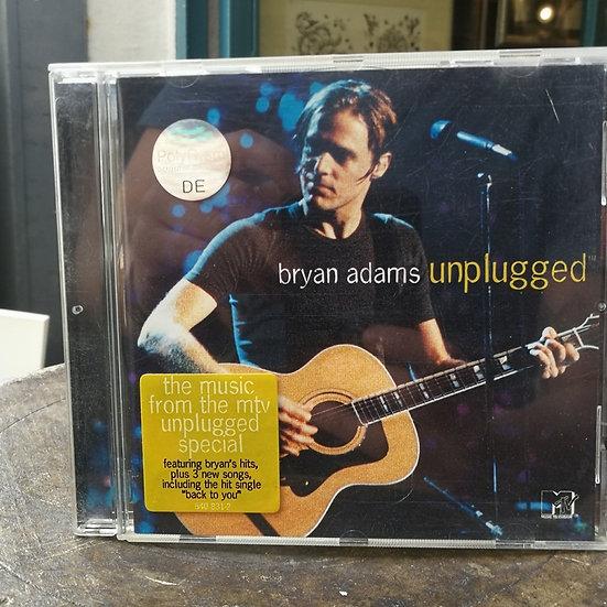 Bryan Adams Unplugged CD