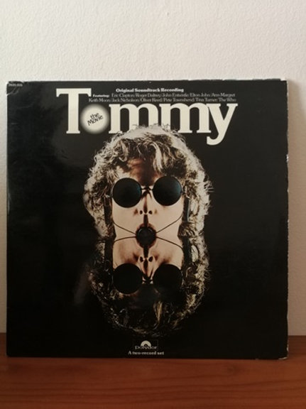 Tommy- Soundtrack  2 Plak