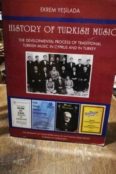 History of Turkish