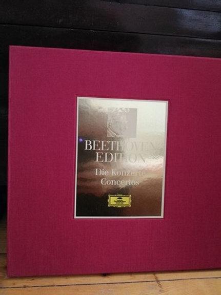 Beethoven Edition  Die Konzerte Concertos