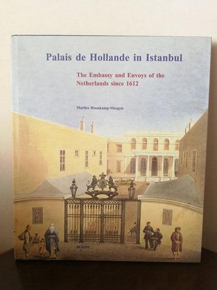 Palais de Hollande in Istanbul