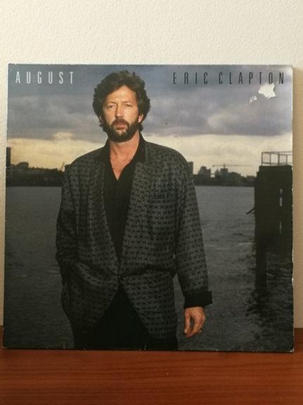 Eric Clapton- August