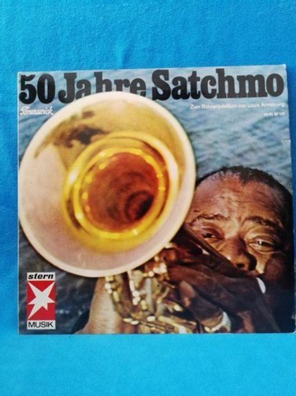 Louis Armstrong- 50 Jahre Satchmo