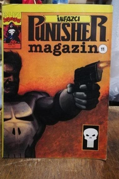İnfazcı Punisher Magazin : Sayı 11
