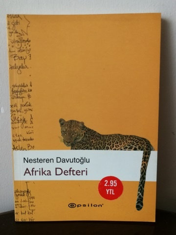 Afrika Defteri