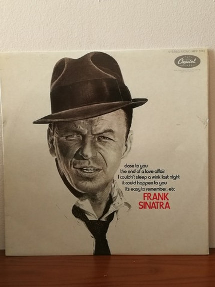 Frank Sinatra- close to you-the end of a love affair