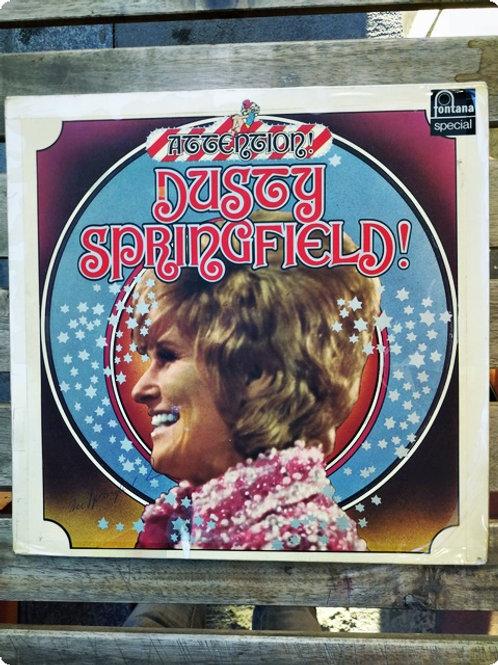 Dusty Springfield- Attention-Plak- LP
