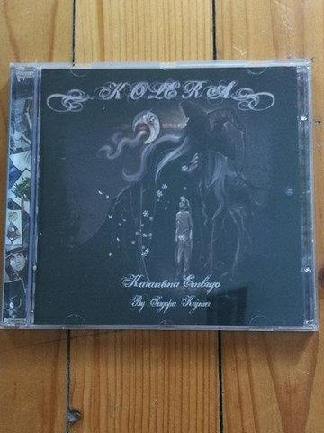 Karantina Embryo - CD 2. EL CD