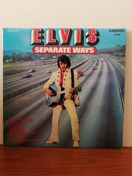 Elvis - Separate Ways