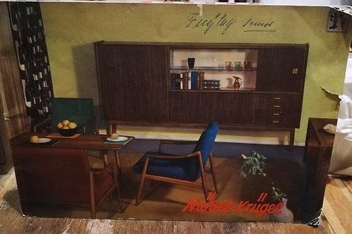 1960-70 Yılları arası resimli mobilya Kataloğu