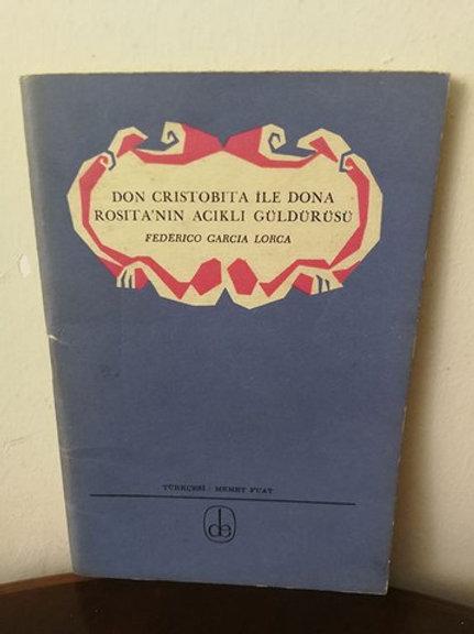 Don Cristobita ile Dona Rosita'nın Acıklı Güldürüsü