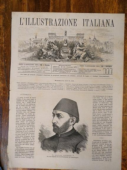 V. Murad - ıl sultano Amurath V