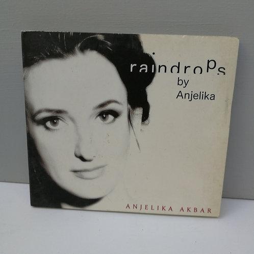 Anjelika Akbar- Rain Drops by Anjelika CD