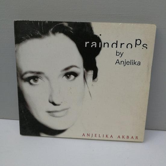 Anjelika Akbar Rain Drops by Anjelika CD