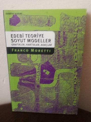 Edebi Teoriye Soyut Modeller: Grafikler Haritalar Ağaçlar