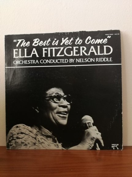 Ella Fitzgerald- The Best is Yet To Come