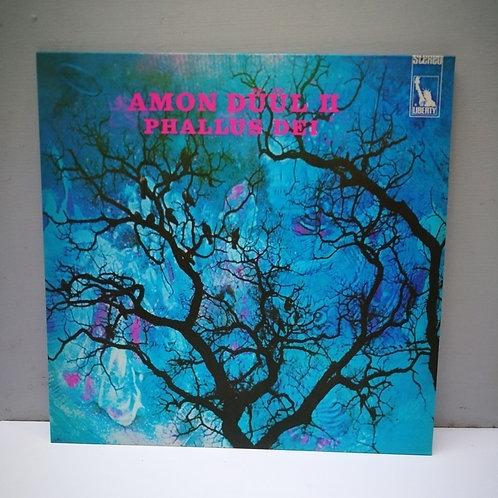 Amon Düül II Phallus Dei-(Yeni Baskı)Baskı. LP