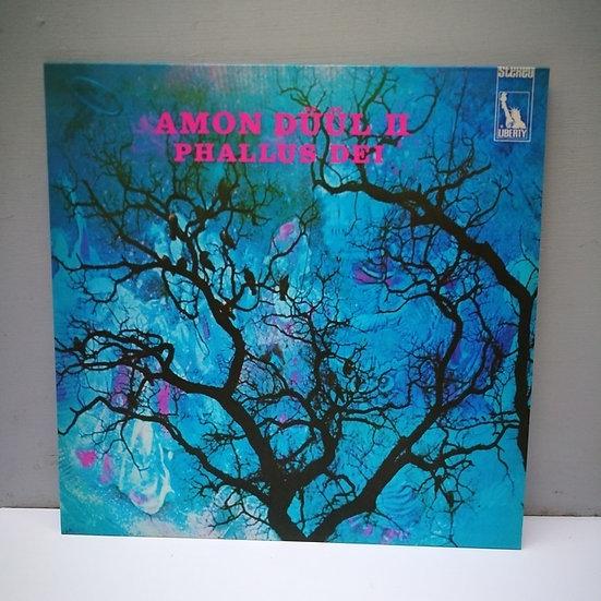 Amon Düül II Phallus Dei (Yeni Baskı)Baskı. LP