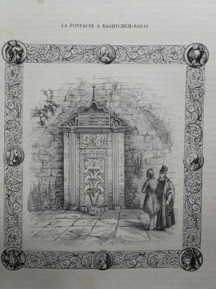 Bahçesaray'da Bir Çeşme /  La Fontaine A Baghhtceh-Sarai