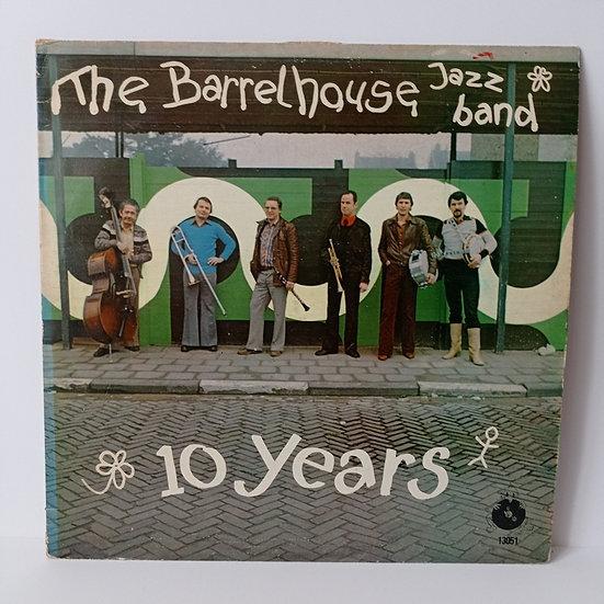 10 Years Barrelhouse jazz Band LP Plak