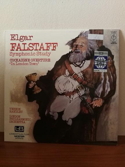 Elgar Falstaff- Symphonic Study