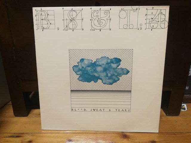 Blood Sweat & Tears LP Plak
