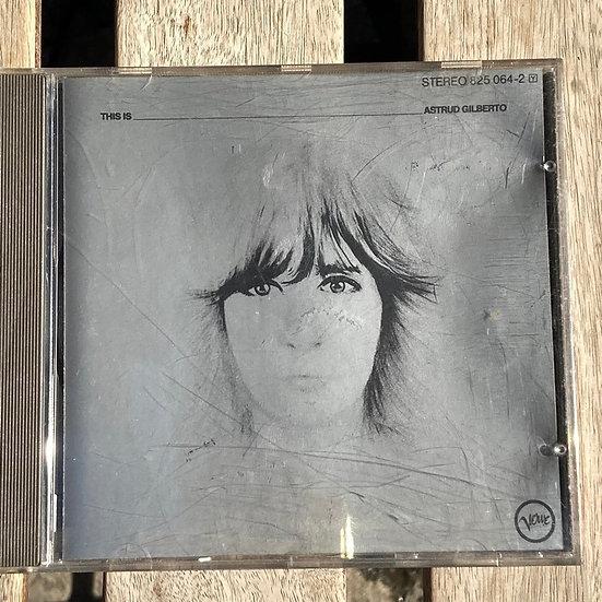 Astrud Gilberto This is Astrud Gilberto CD