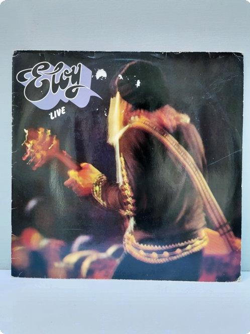 Eloy-Live- Plak LP (Double)