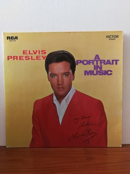 Elvis Presley- A Portrait in Music