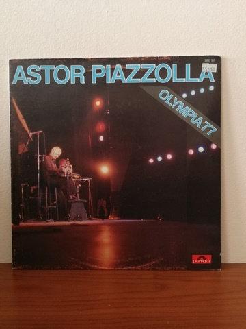 Astor Piazzolla Olimpia 77 LP Plak