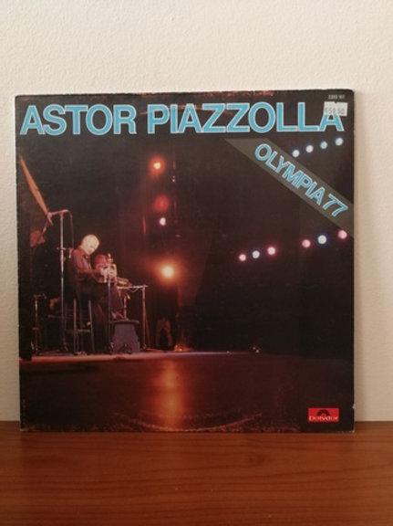 Astor Piazzolla- Olimpia 77