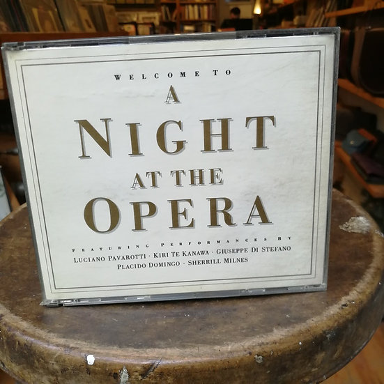 A Night at the Opera CD (2 CD)