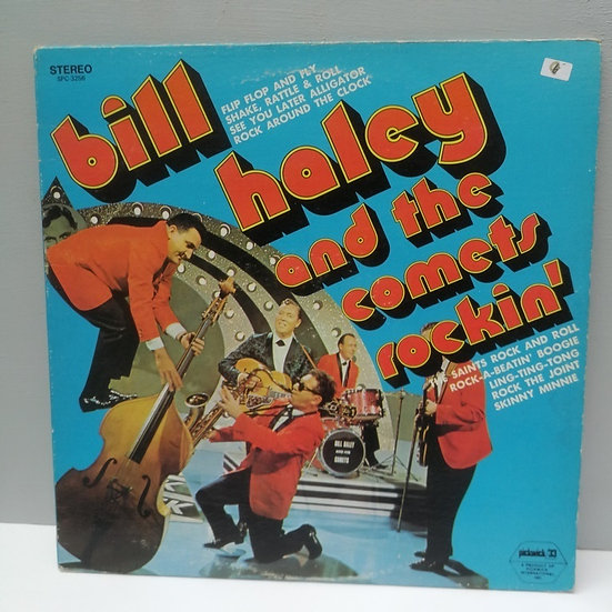 Bill Haley And The Comets – The Very Best Of Bill Haley And The Comets LP Plak