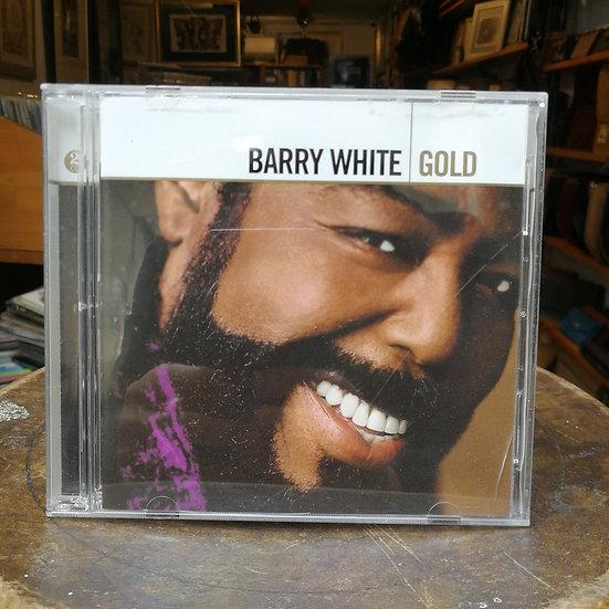 Barry White Gold CD (2 cd)