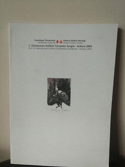 1. Uluslararası Exlibris Yarışması Sergisi