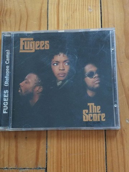 Fugees – The Score 2. EL CD